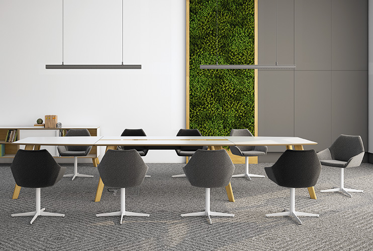 שולחן לחדר ישיבות SANDISS / מס' 3231