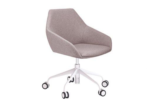 Paged Tuk 5 500x360 - כסא לחדר ישיבות דגם TUK עם גלגלים / מס. 450