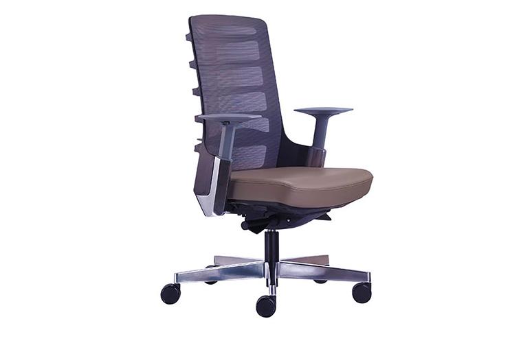 כסא משרדי/ כסא עובד דגם SPINELLY גב נמוך / מס' 122