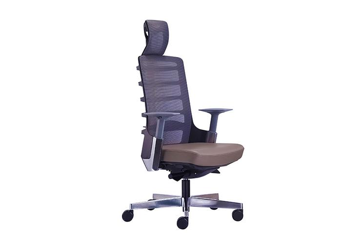 כסא דגם SPINELLY גב גבוה עם משענת ראש / מס' 0349