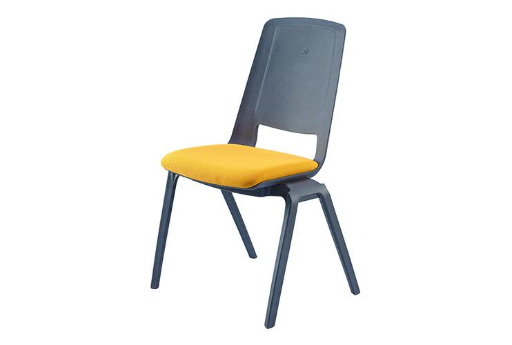 כסא קפיטריה/ כסא אורח דגם FILA / מס 211 (2)