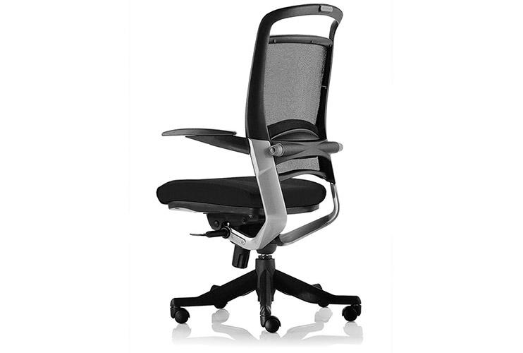 כסא מנהלים דגם FULKRUM גב נמוך/ מס' 343