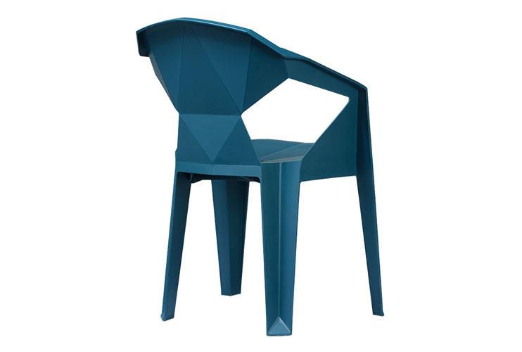 כסאות נערמים – כסא קפיטריה/ כסא אורח דגם MUZE / מס 210(3)