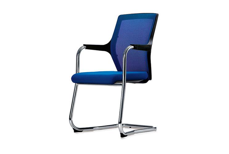 כסא אורח / כסא לחדר ישיבות דגם ROBIN עם רגל מגלש / מס' 621
