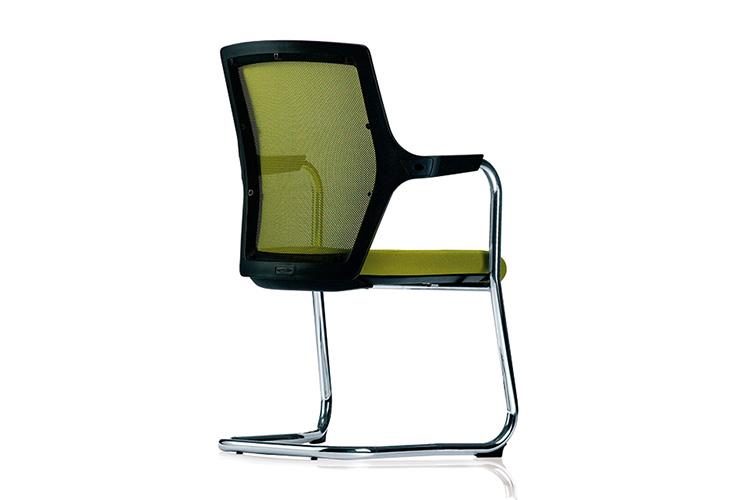 כסא אורח / כסא לחדר ישיבות דגם ROBIN רגל מגלש / מס' 619
