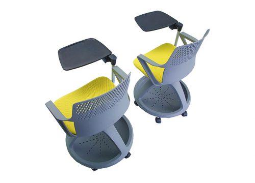 rover 8 500x360 - כסא משרדי להשתלמויות וכנסים / כסא עובד דגם ROVER מס' 121