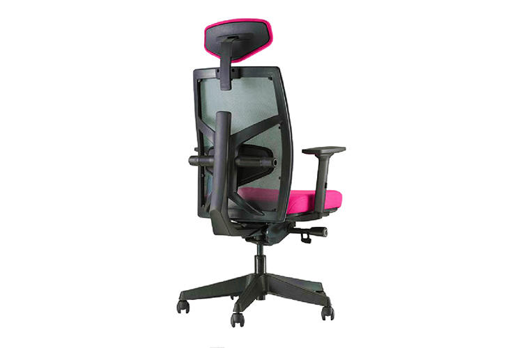 כסא מנהלים דגם TUNE גב גבוה משענת ראש / מס' 345