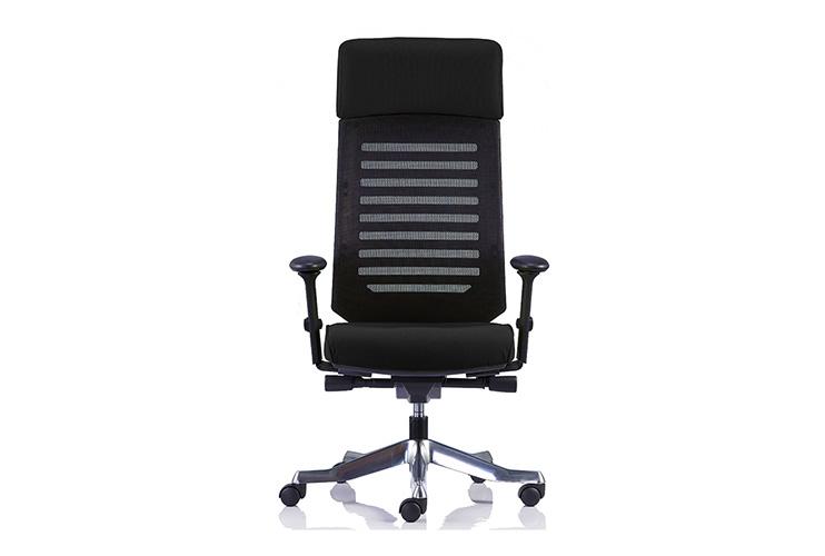 כסא מנהלים דגם Velo גב גבוה משענת ראש / מס' 348