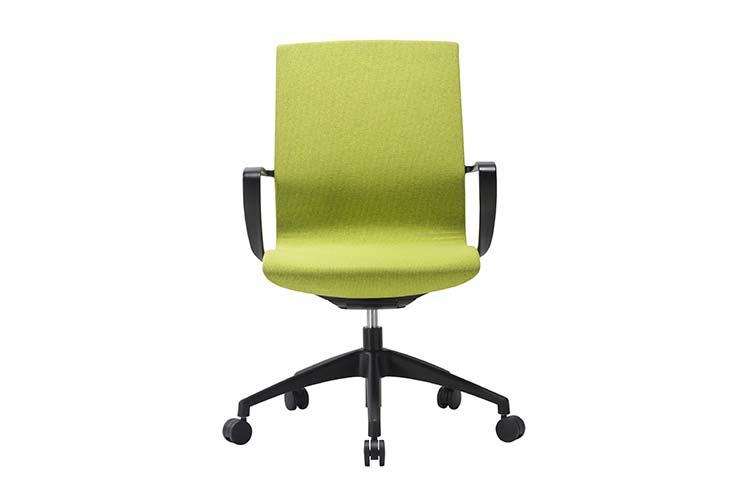 כסא לחדר ישיבות דגם Moto בצבע ירוק- מס' 453