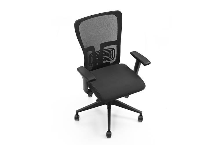 כסא משרדי – כסא עובד דגם K5 שחור מס': 136