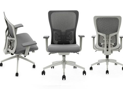 K5 GREY 500x360 - כסא משרדי - כסא עובד דגם K5 אפור מס': 137