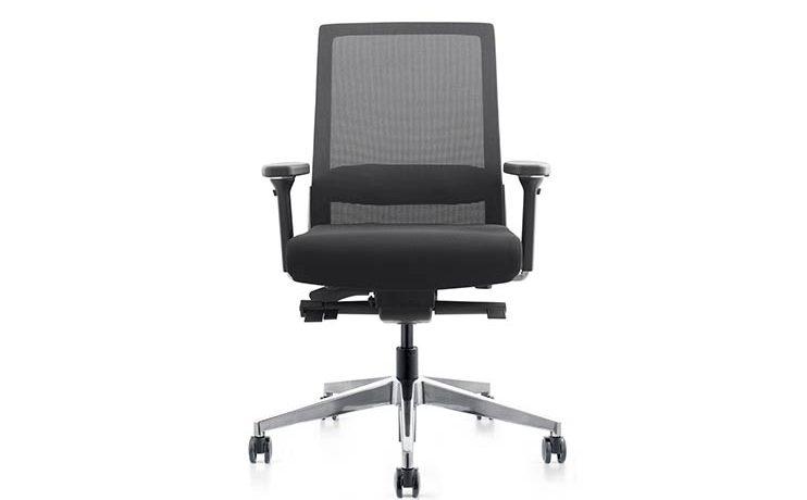 כסא משרדי – כסא עובד דגם ZM-411B מס': 132