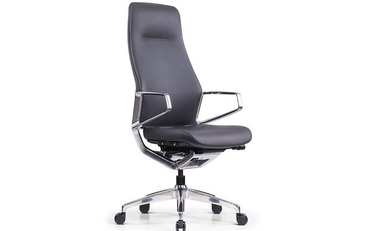 כסא מנהלים דגם komo גב גבוה מס' 384