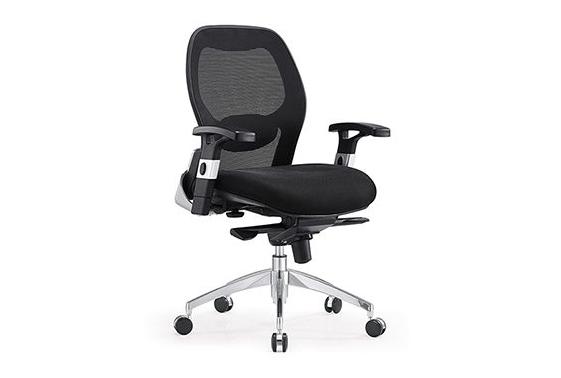 כסא משרדי – כסא עובד דגם POWER נמוך מס' 490