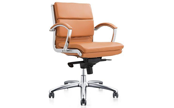 כסא לחדר ישיבות דגם solid גב בינוני מס. 467