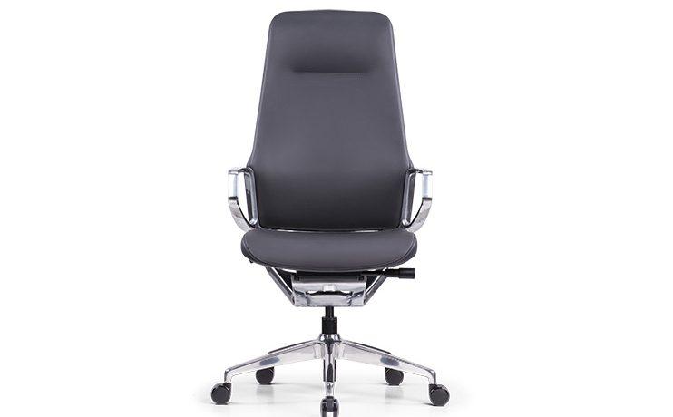 כסא מנהלים דגם komo גב גבוה מס' 383