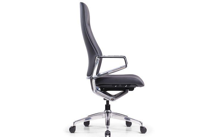 כסא מנהלים דגם komo גב גבוה מס' 380