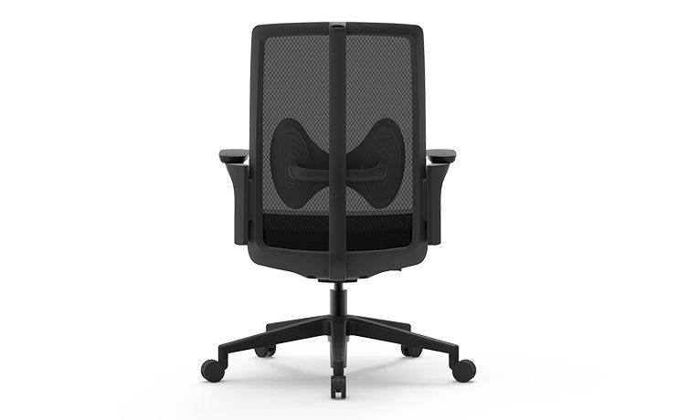 כסא משרדי – כסא עובד – דגם PURE BT נמוך – מס' 485