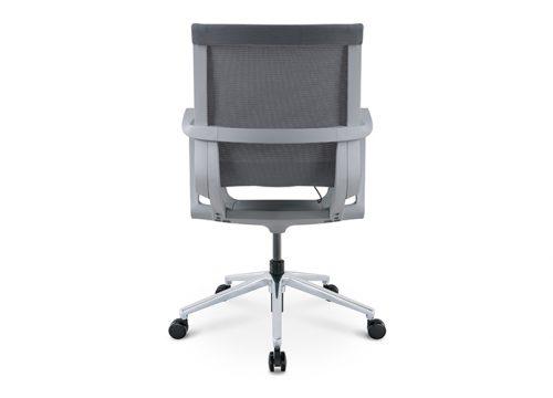 PROV 5 500x360 - כסא לחדר ישיבות דגם PR רשת שחור גב בינוני מס. 476