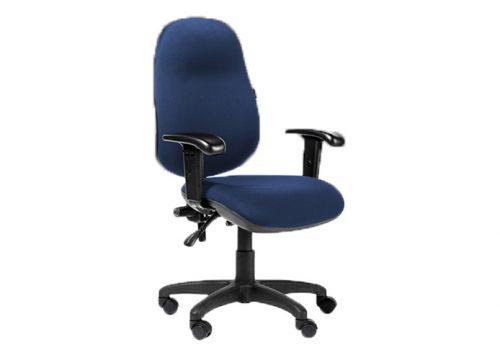 Star high1 500x360 - כסא משרדי – כסא עובד – דגם STAR גבוה ידיות מתכווננות מס' 113