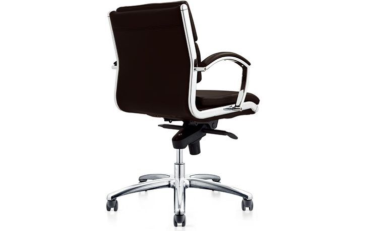 כסא לחדר ישיבות דגם solid גב בינוני מס. 466