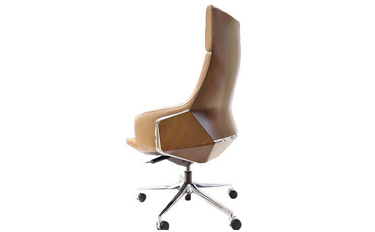 כסא מנהלים דגם kala גבוה מס' 366