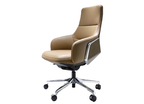 kala גב בינוני מנהליםישיבות 2 500x360 - כסא ישיבות /מנהלים דגם kala בינוני מס' 364