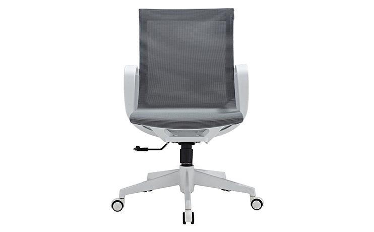 כסא לחדר ישיבות דגם one שלד אפור מס. 472