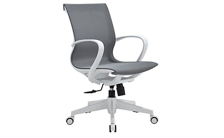 כסא לחדר ישיבות דגם one שלד אפור מס. 473