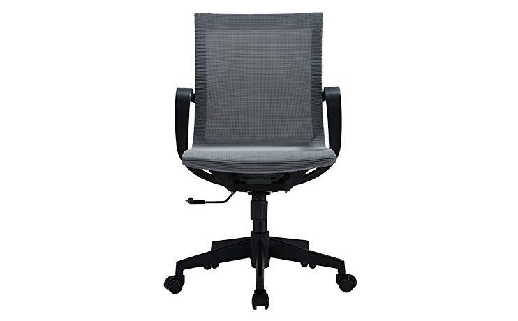 כסא לחדר ישיבות דגם one שלד שחור מס. 475