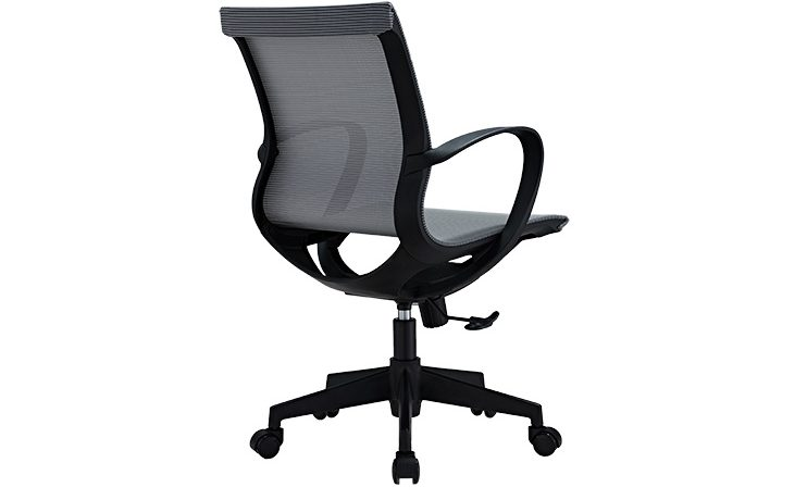 כסא לחדר ישיבות דגם one שלד שחור מס. 476