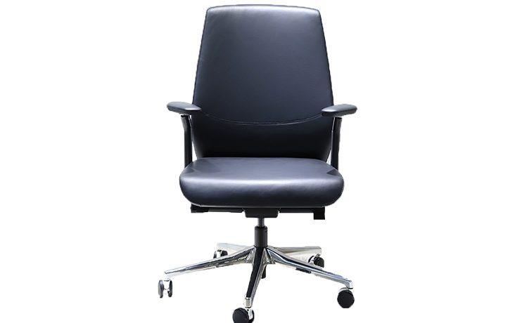 כסא מנהלים/חדר ישיבות דגם stream בינוני מס' 373