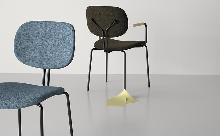 כיסא אורח דגם אי. טי