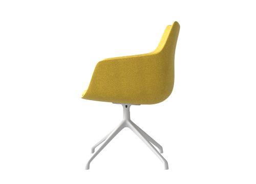 אורח ישיבות FLY 2 500x360 - כסא אורח, ישיבות FLY