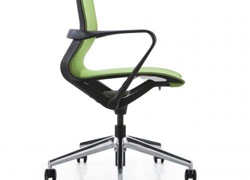 לחדר ישיבות PR רשת ירוקה 1 500x360 - כסא לחדר ישיבות PR רשת ירוקה