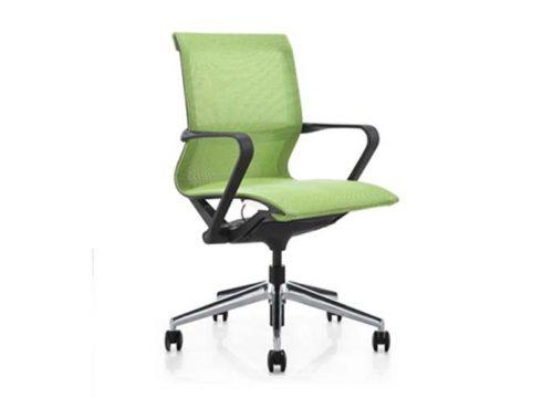 לחדר ישיבות PR רשת ירוקה 2 copy 500x360 - כסא לחדר ישיבות PR רשת ירוקה