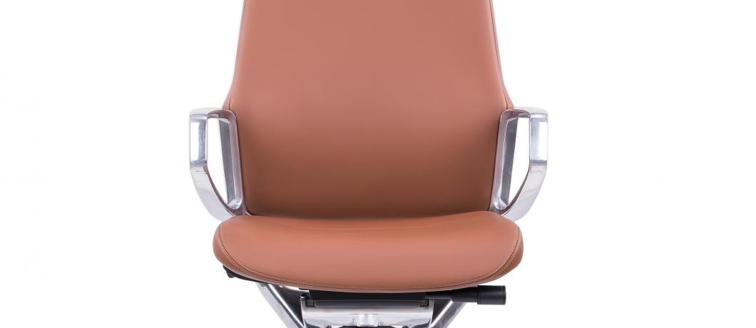כסא מנהלים דגם KOMO גב גבוה