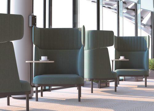 וכורסא אקוסטית SHEEP 500x360 - ספה וכורסא אקוסטית SHEEP